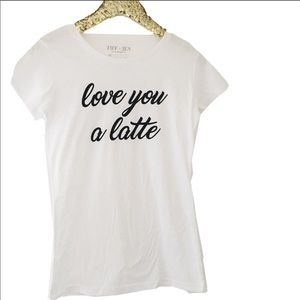 ⚡️The Love You A Latte Tee